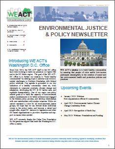 EJ and Policy Newsletter - Volume 1 Issue 1 (December 2012)